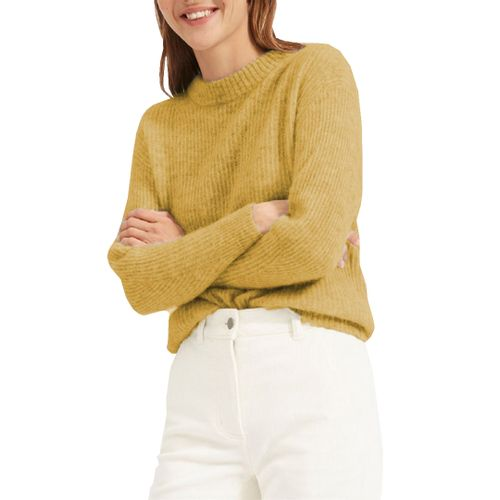 SWEATERVOLCOMMIDNECKVOWSWCR220102MUJER