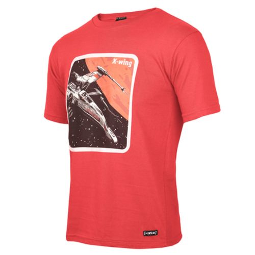 REMERA CAPSLAB SW XWING CL-RSW-1-006 HOMBRE REMERA CAPSLAB SW XWING CL-RSW-1-00680L