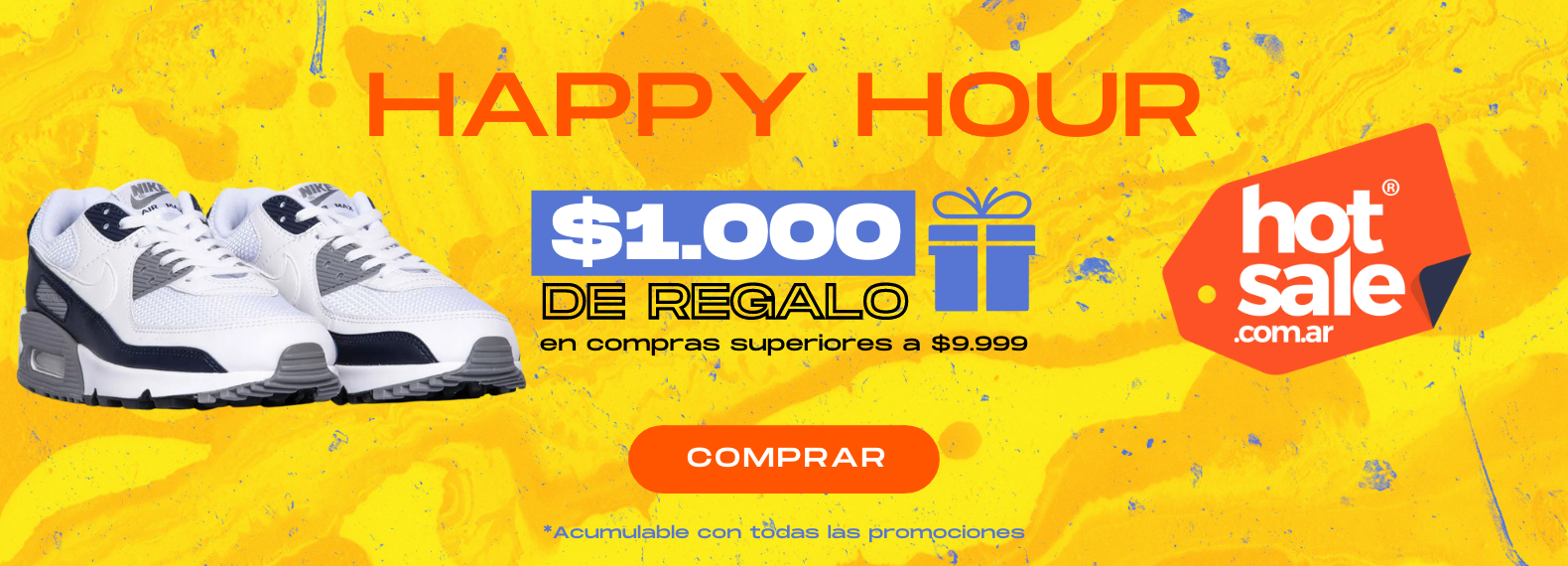 HOT SALE - Happy Hour