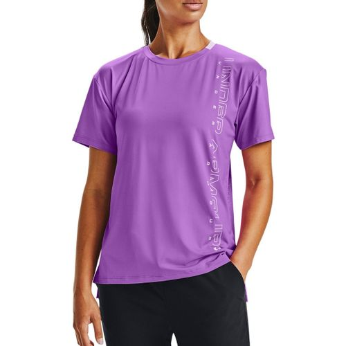 REMERA UNDER ARMOUR SPORT GRAPHIC SS 1356301568 MUJER REMERA UNDER ARMOUR SPORT GRAPHIC SS 135630156890S